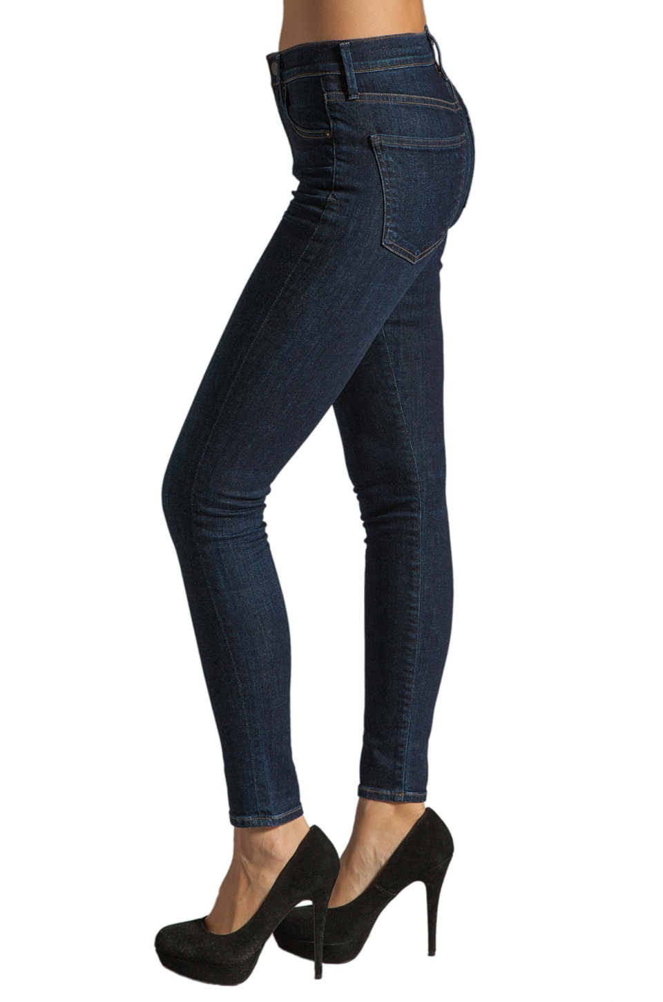 Citizens of Humanity Rocket High Rise Skinny in Icon
