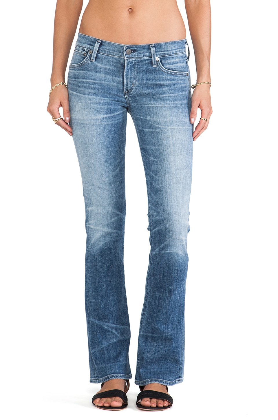 Citizens of Humanity Emmannuelle Petite Bootcut in Belize