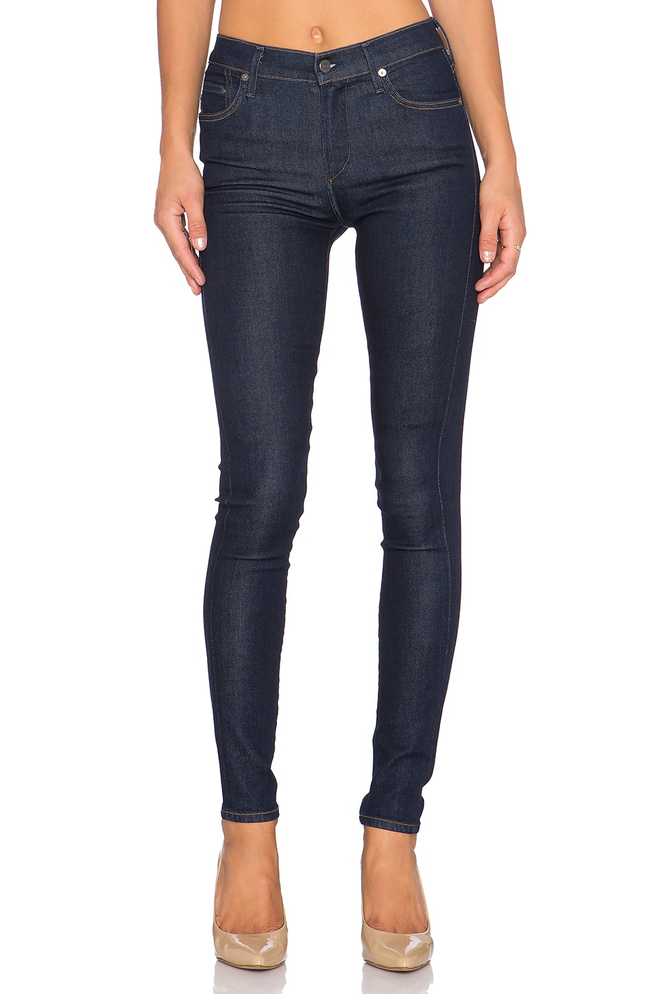 SCULPT Rocket High Rise Skinny at Revolve Clothing
