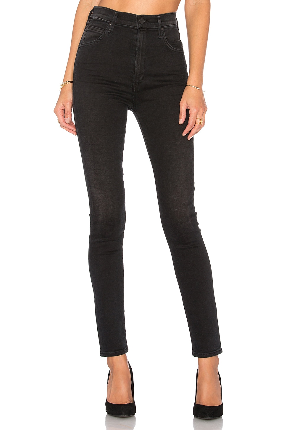 skinny high-rise jeans - Black Citizens Of Humanity dESr4S