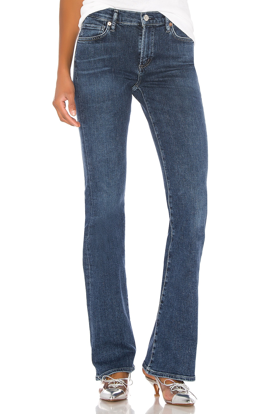 Citizens of Humanity Emannuelle Slim Boot in Alto