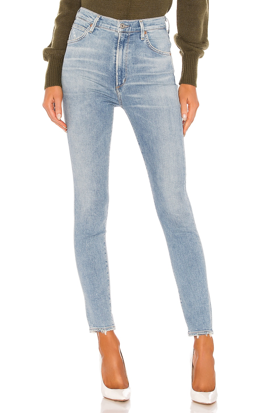 Chrissy Sculpt High Rise Skinny             Citizens of Humanity                                                                                                       CA$ 309.96 2