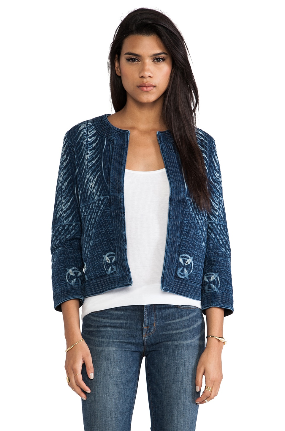 Citizens of Humanity Thalia Jacket in Boho