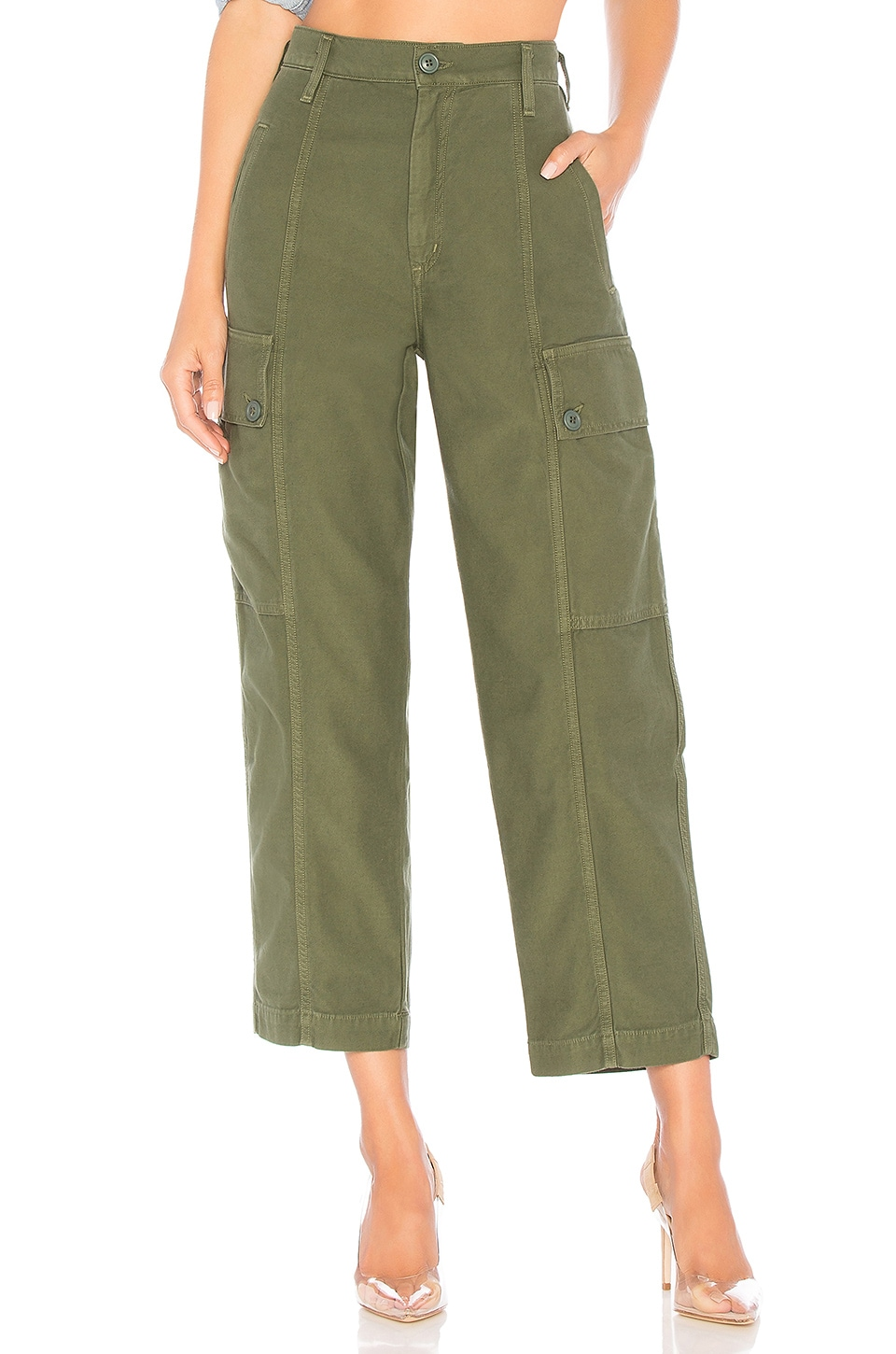 Citizens of Humanity Casey Cargo Pant in Retreat