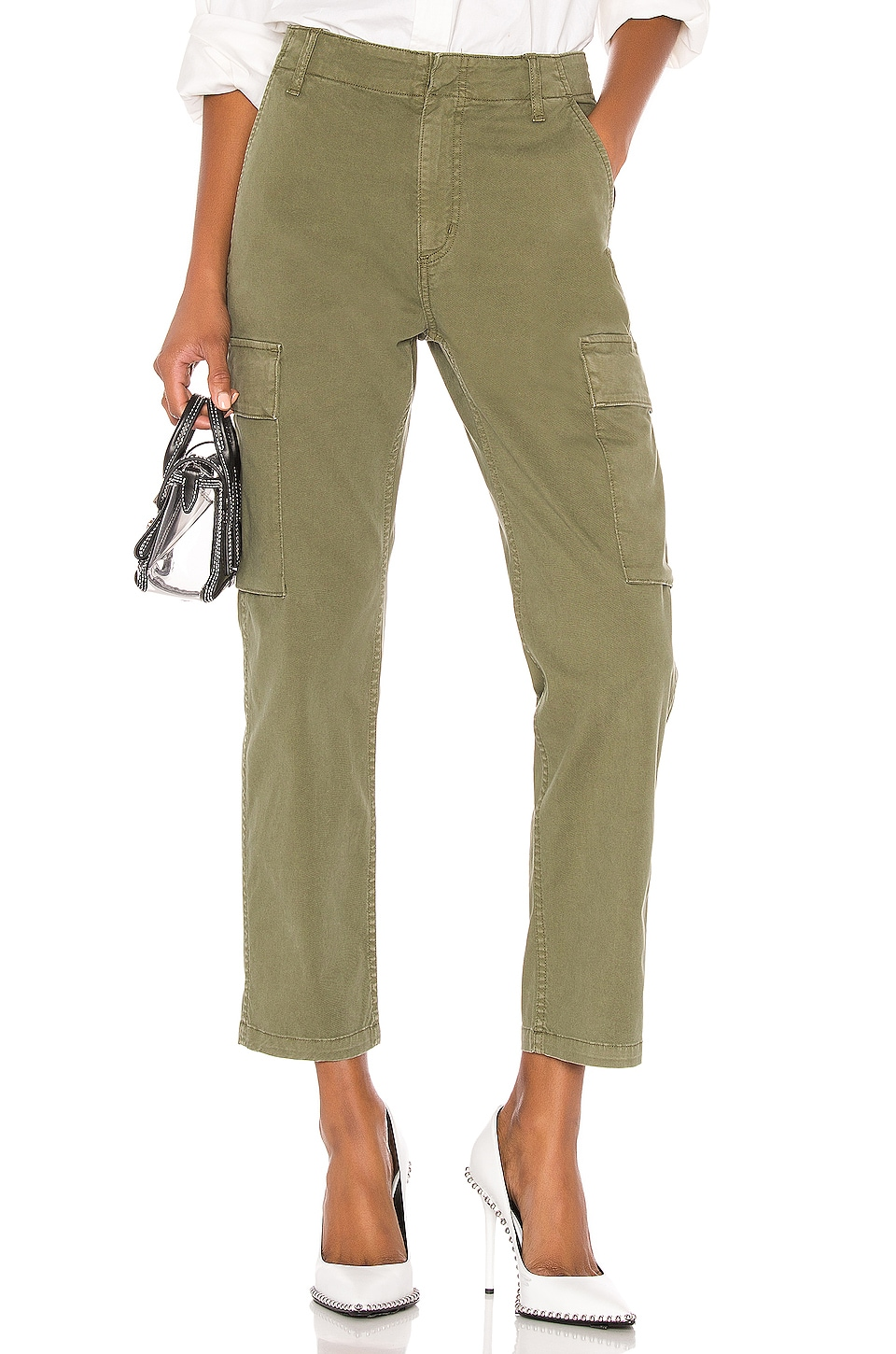 Citizens of Humanity Gaia Pant in Army Green