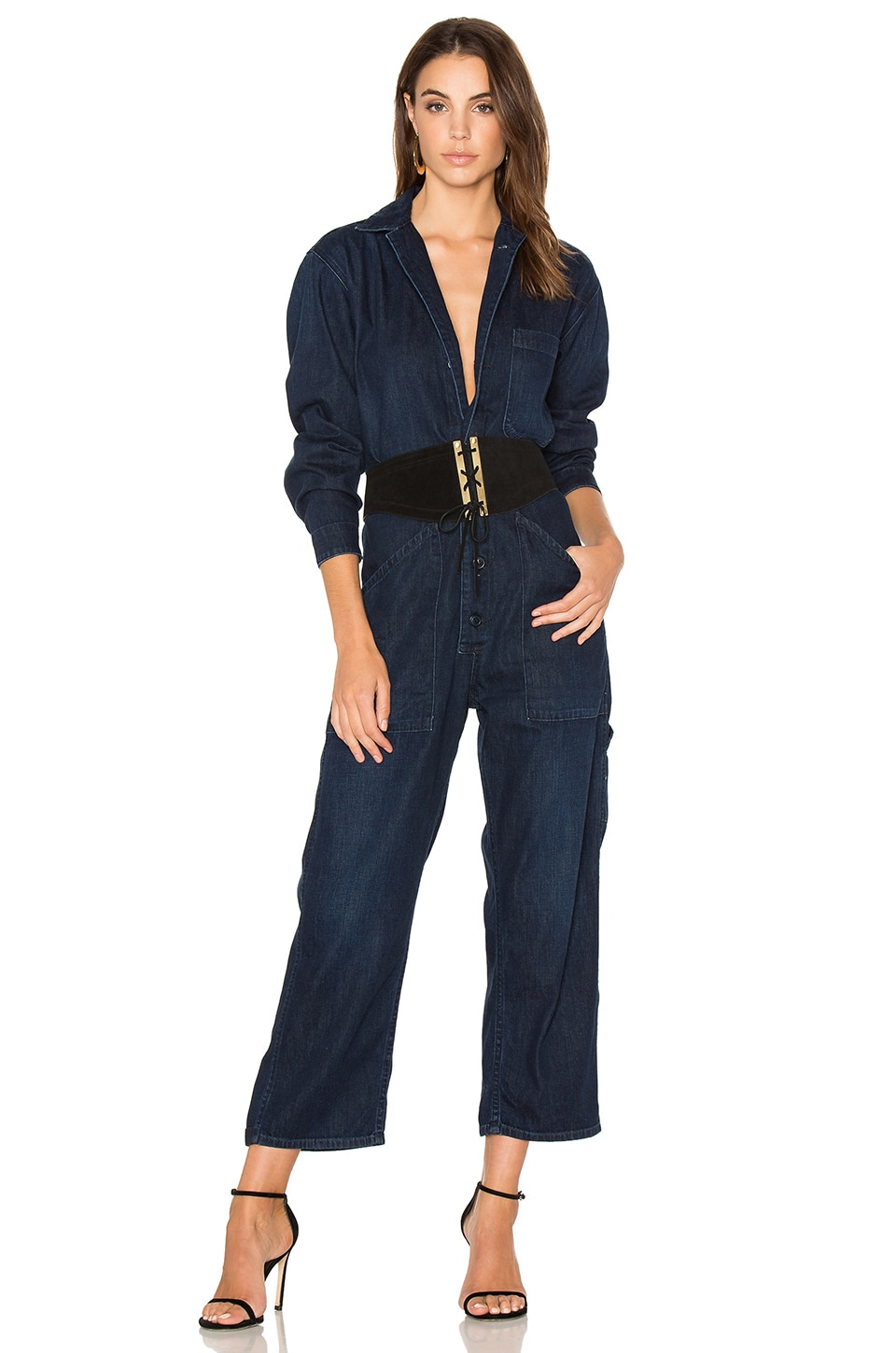 Citizens of Humanity Hailey Jumpsuit in Escape