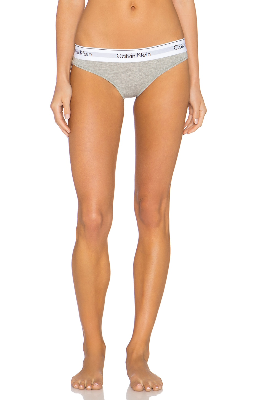 a22ea1df Calvin Klein Underwear ROPA INTERIOR MODERN COTTON en Grey Heather ...