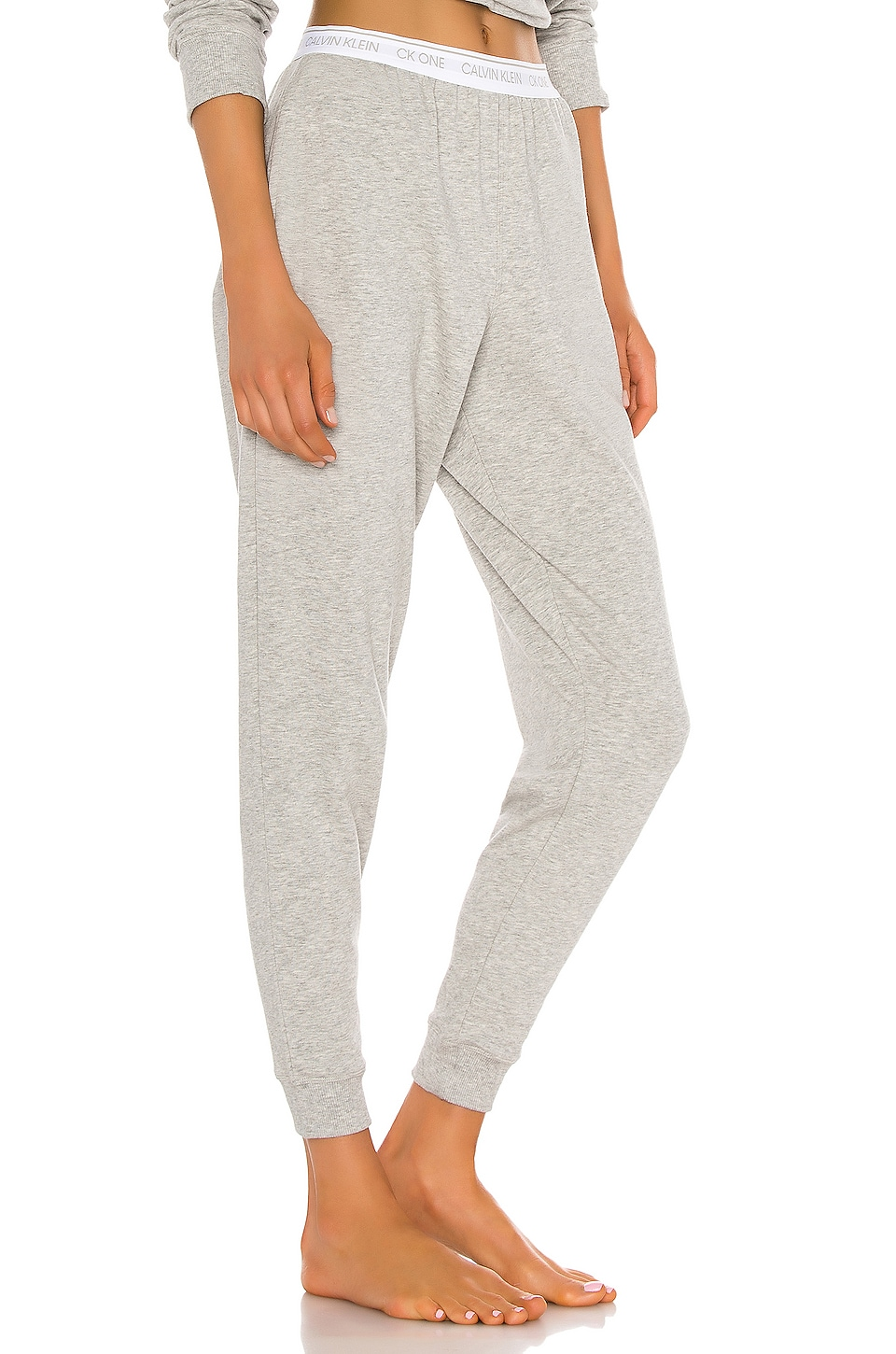 One Basic Lounge Sweatpant, view 2, click to view large image.