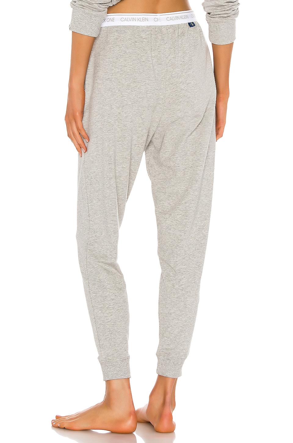One Basic Lounge Sweatpant, view 3, click to view large image.