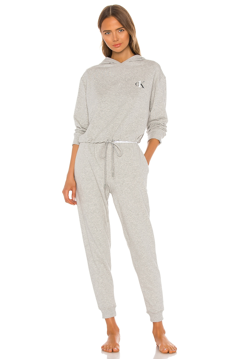 One Basic Lounge Sweatpant, view 4, click to view large image.
