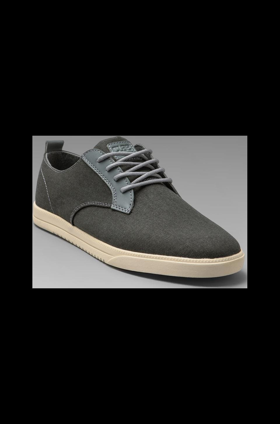 Clae Ellington Canvas in Charcoal