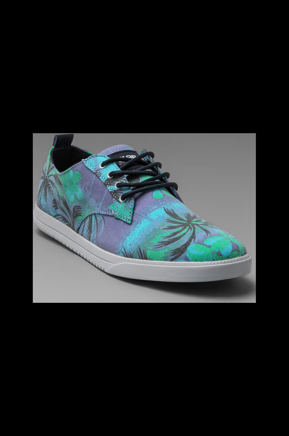 Clae Ellington Canvas in Blue Hawaii