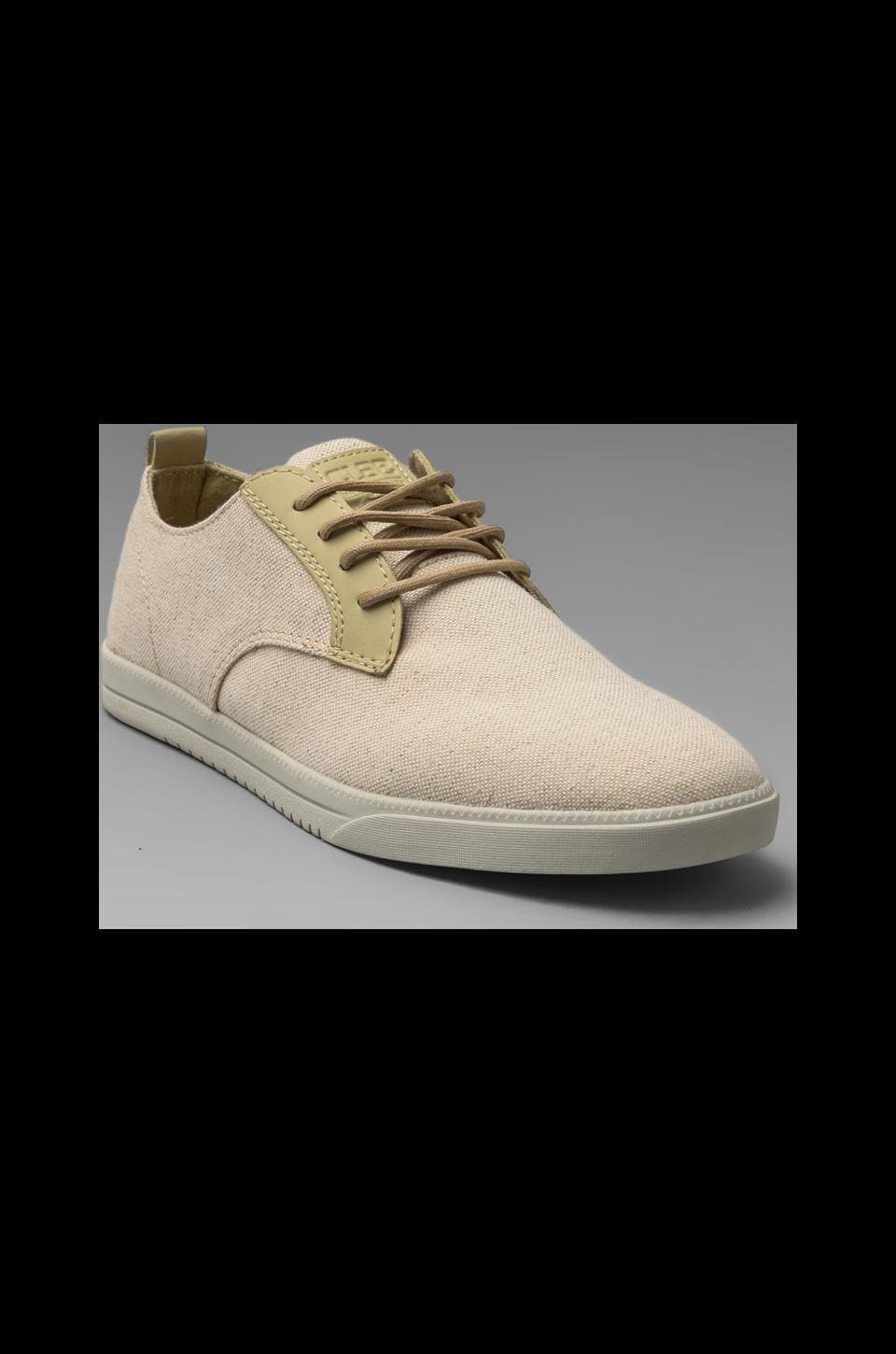 Clae Ellington Canvas in Camel