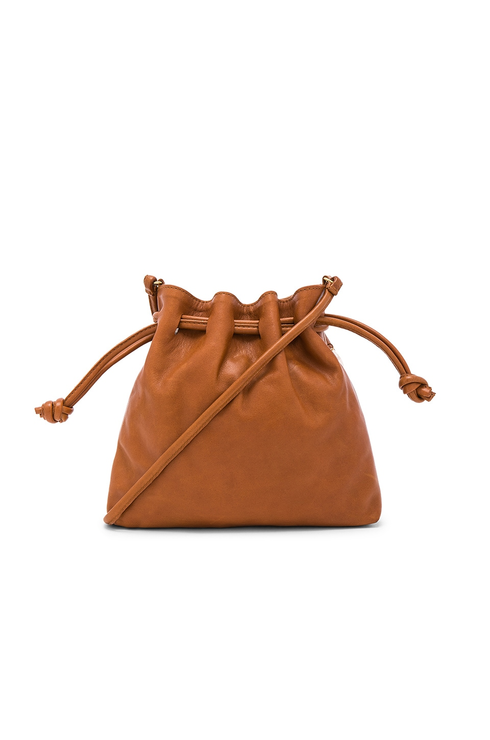 Clare V. Henri Maison Petit Bag in Tan