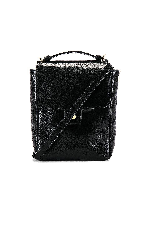 Clare V. Pocket Bag in Black
