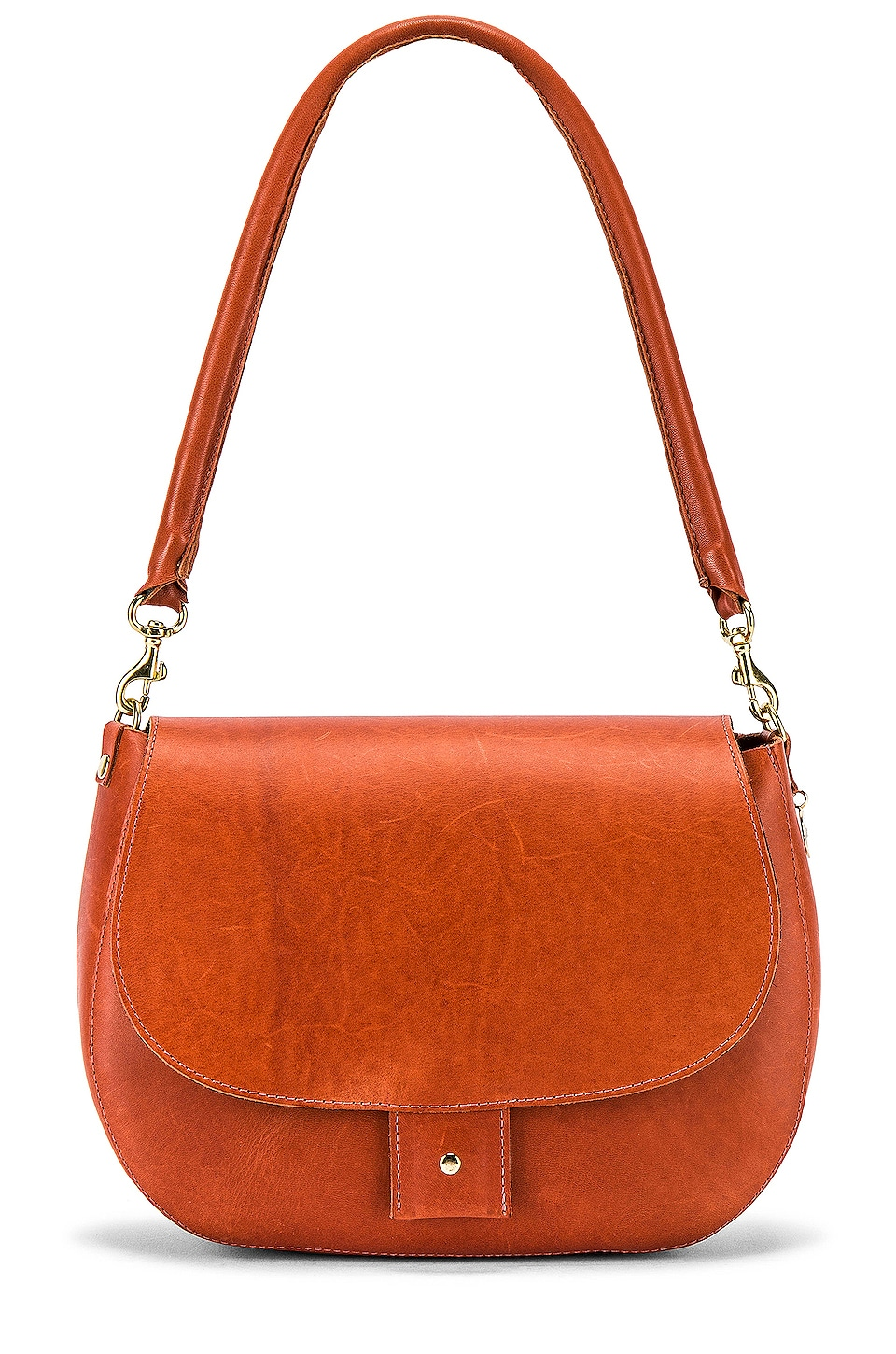 Clare V. Herieth Bag in Sienna