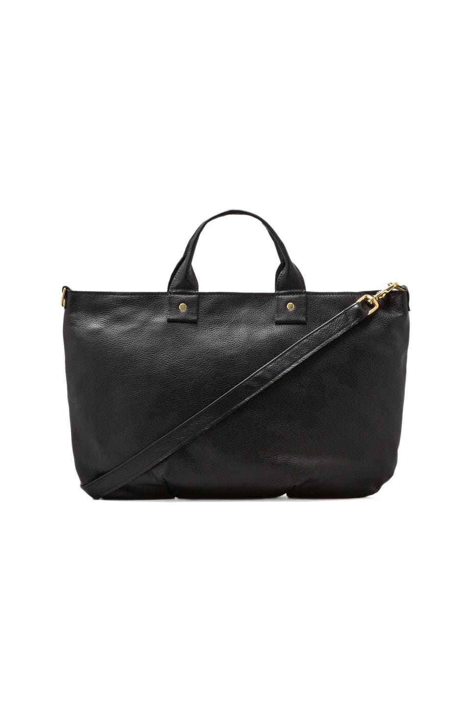 Clare V. Messenger in Black Peilli