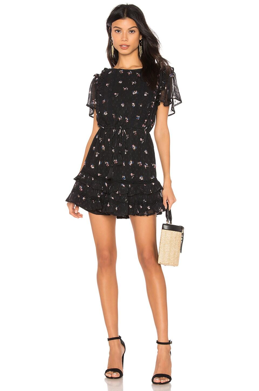 Cleobella Freesia Dress in Black