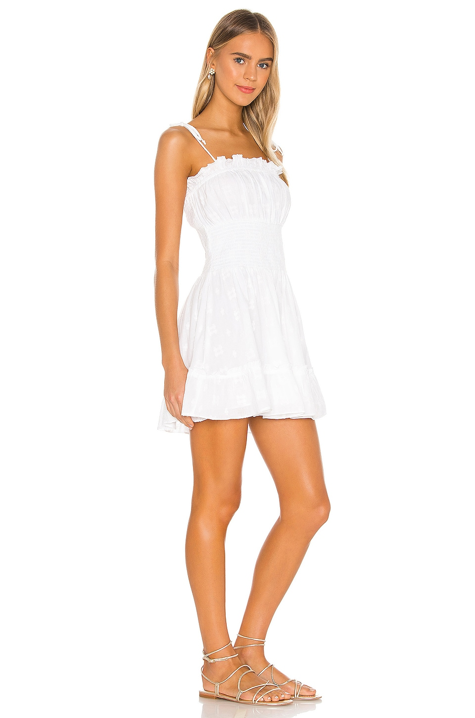Marrakesh Mini Dress, view 2, click to view large image.