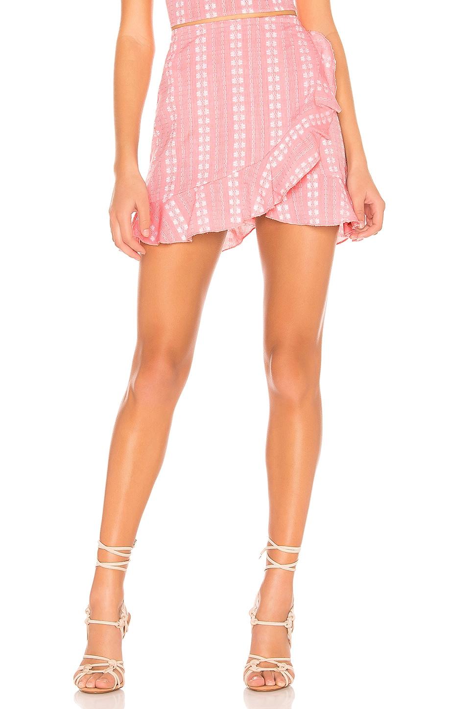 Cleobella Rosie Skirt in Rose