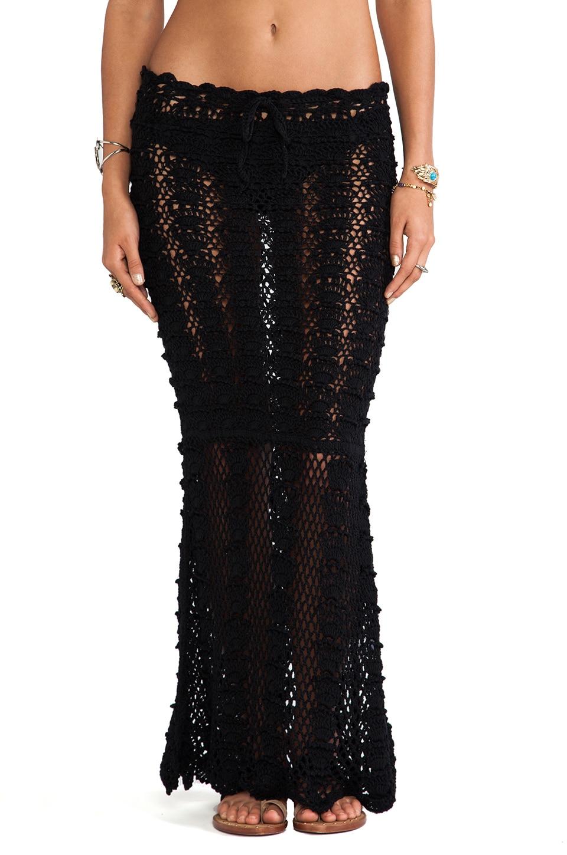 Cleobella Mermaid Skirt in Black