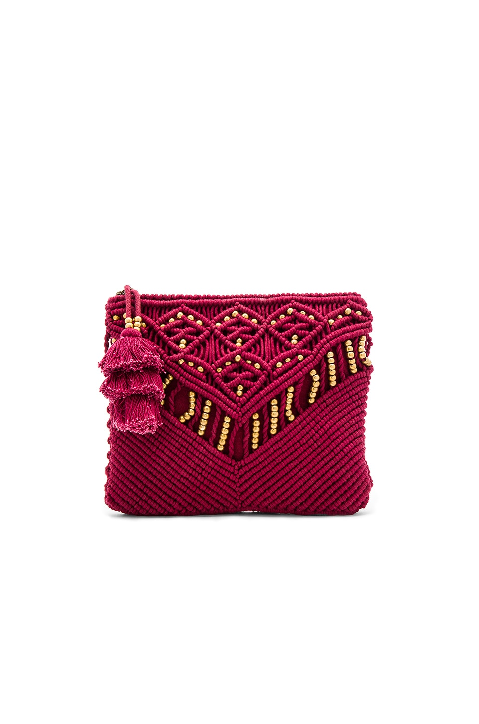 Sevigny Clutch by Cleobella