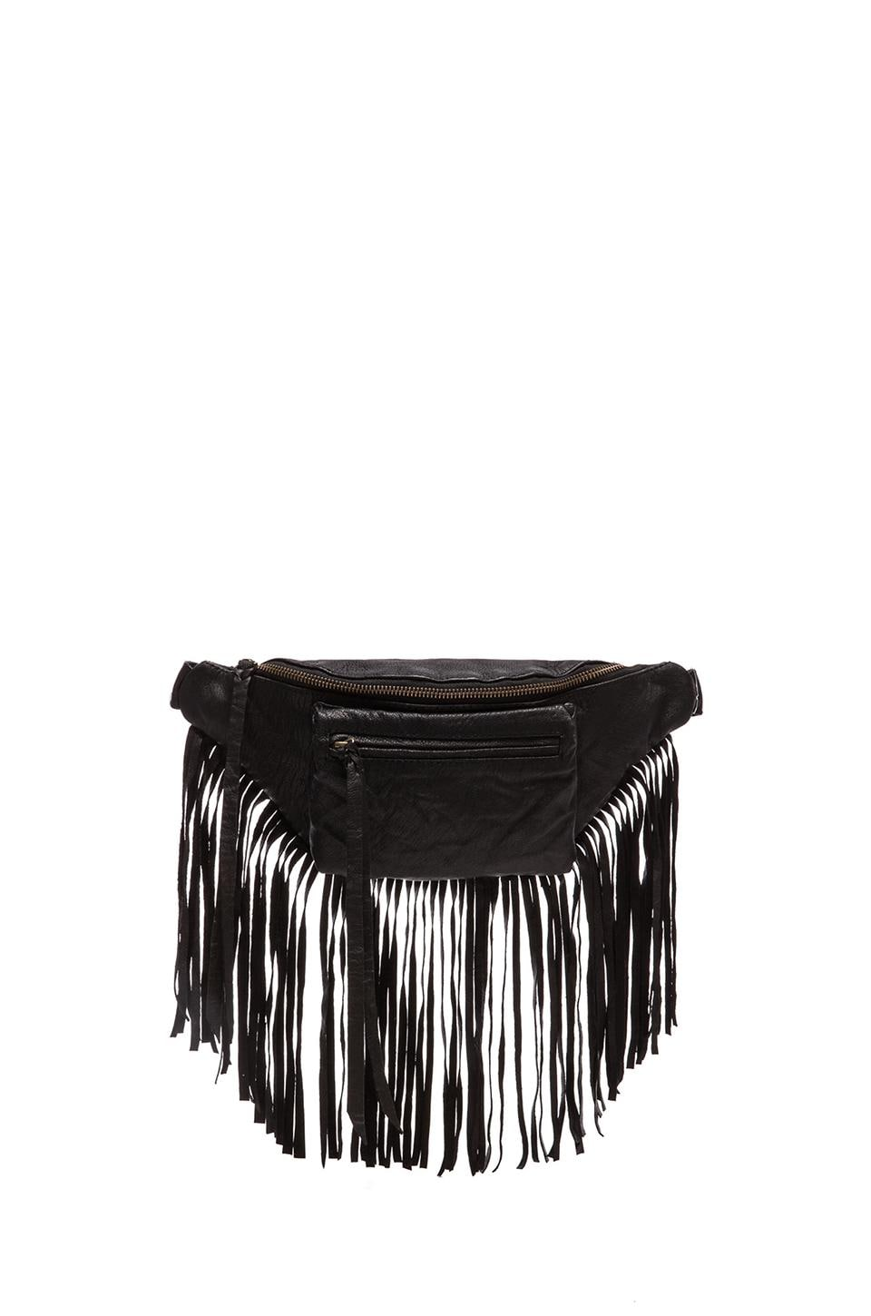 Cleobella Rebel Fanny Pack in Black