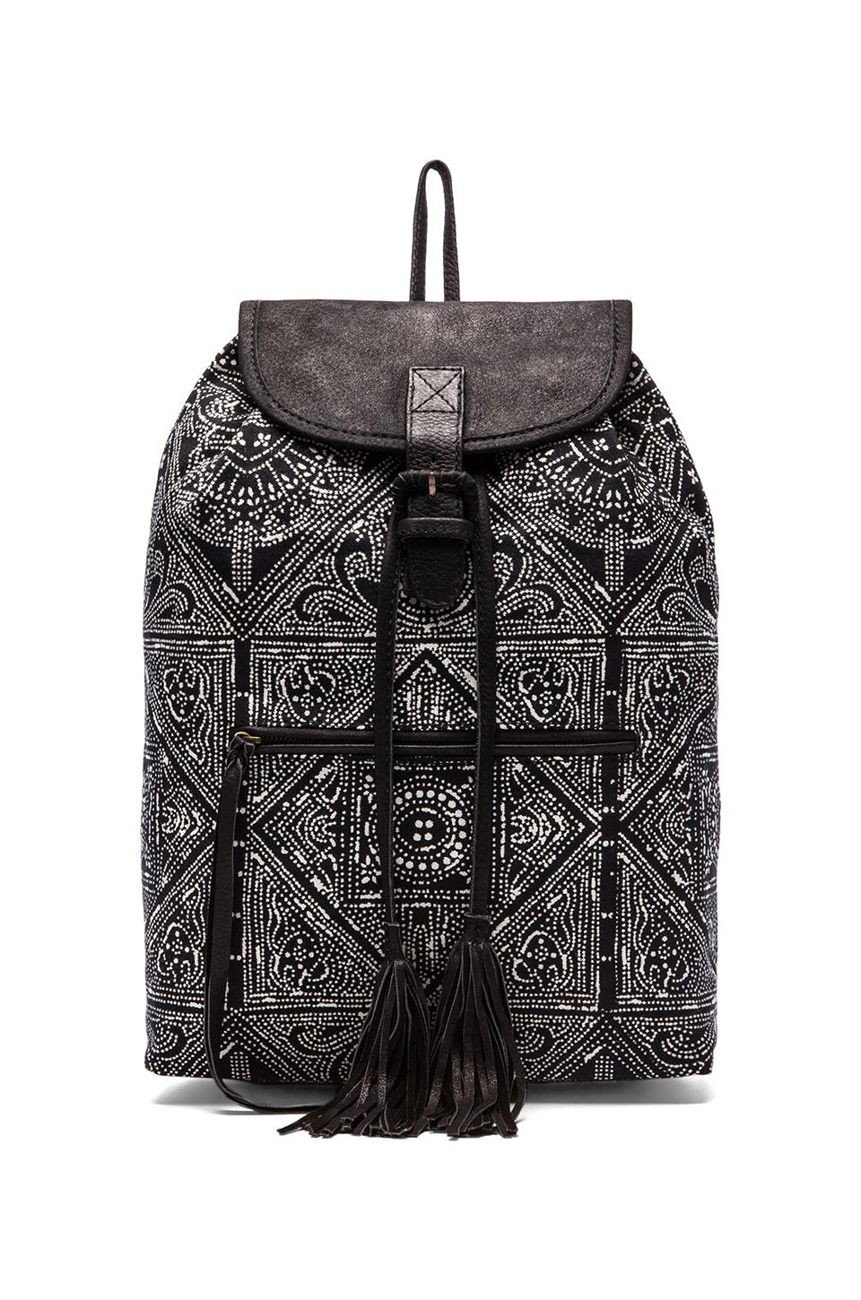 Cleobella Trey Backpack in Black