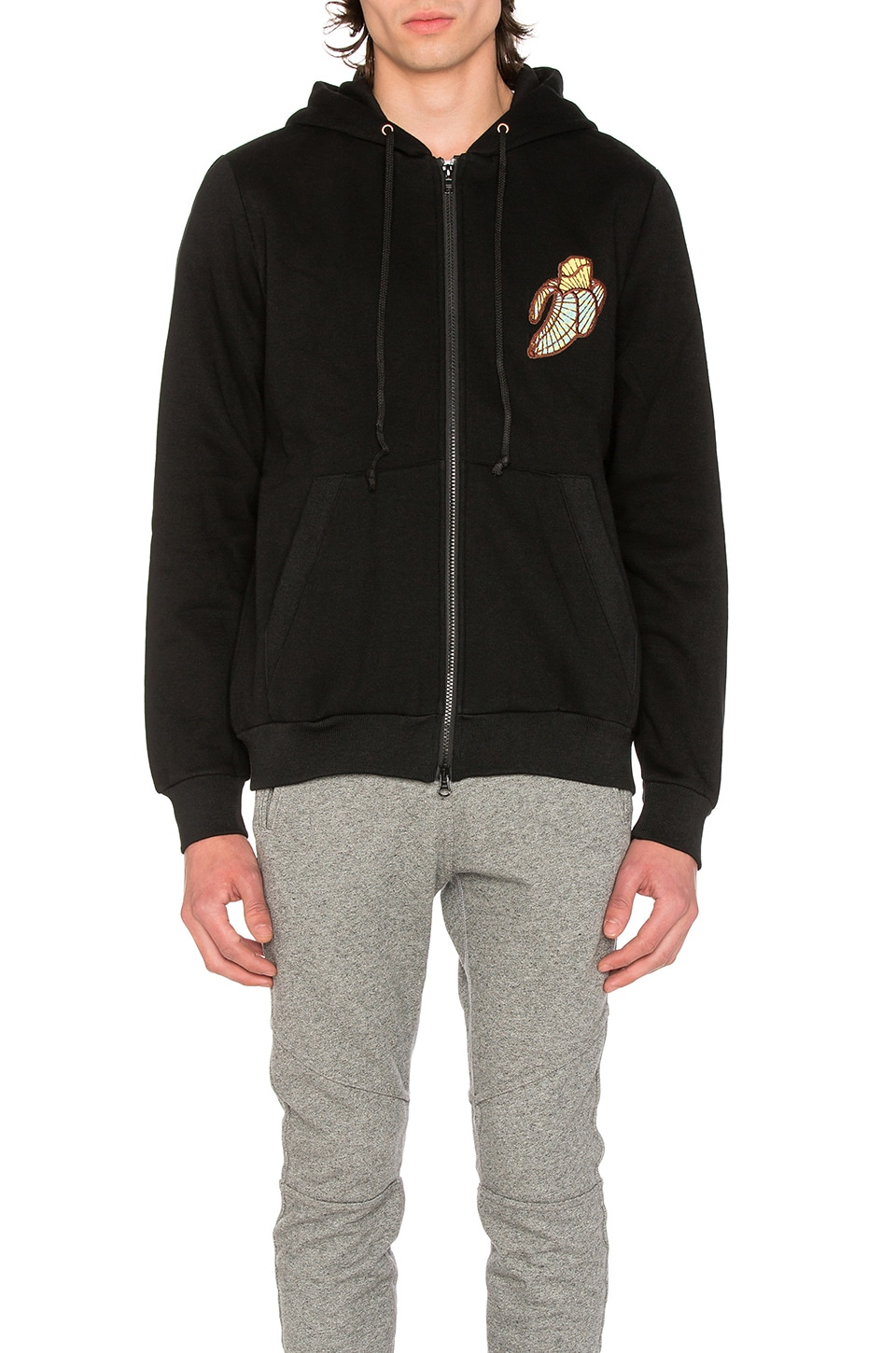 x Sk8thing Zip Up Hoodie by CLOT