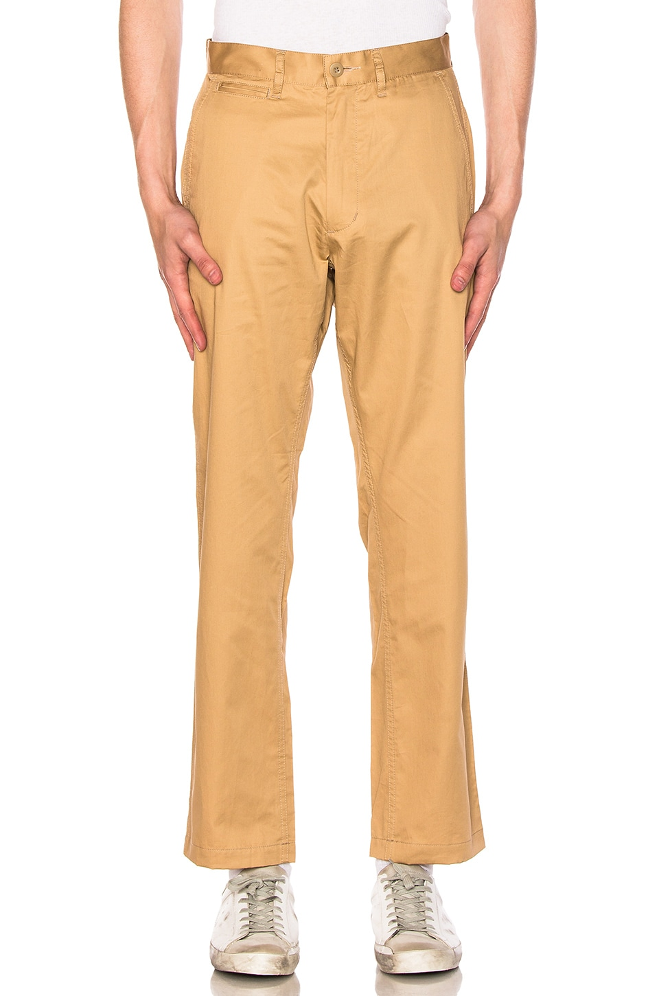 Chino Pants by CLOT
