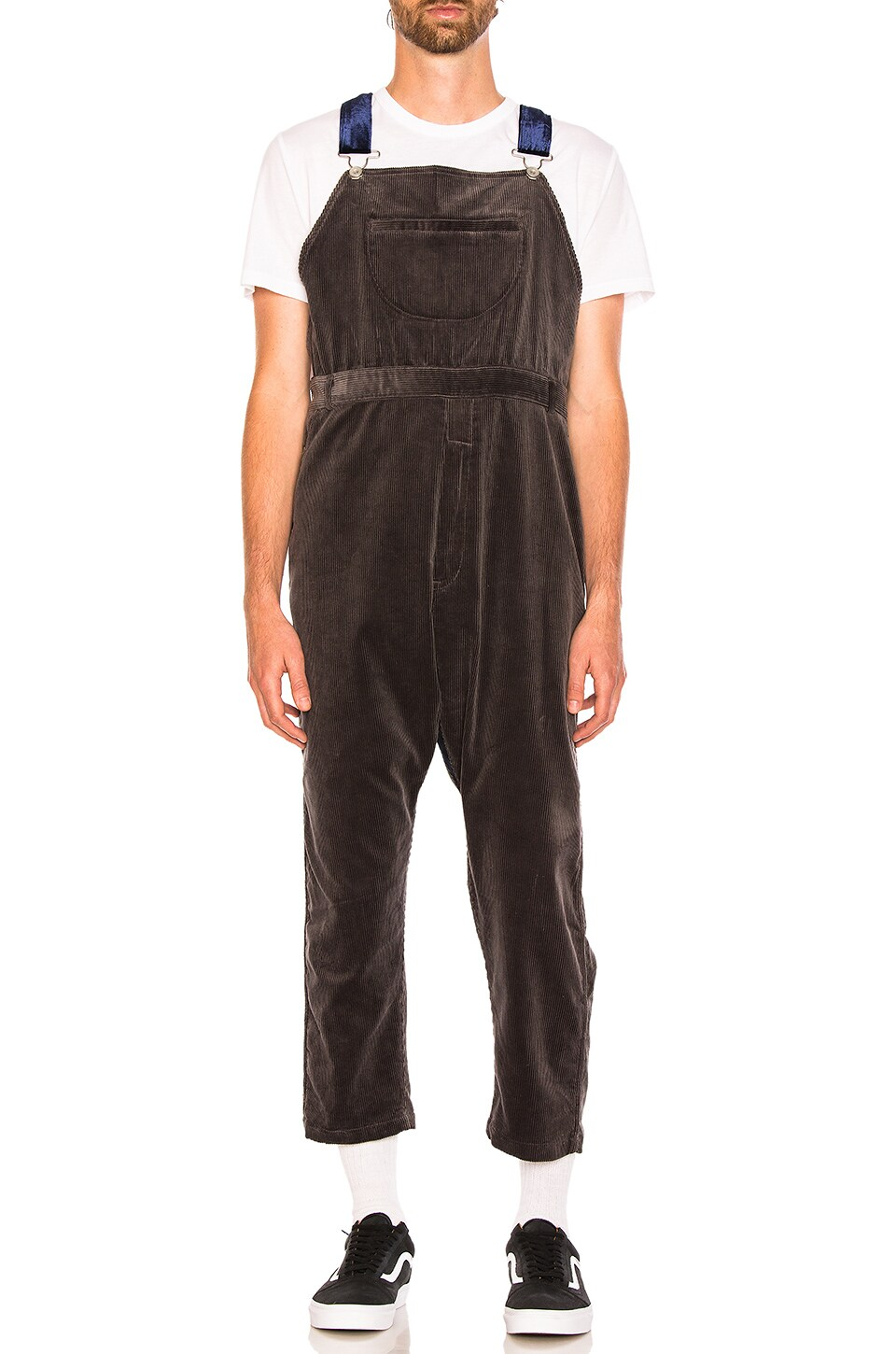 Corduroy Overall by CLOT