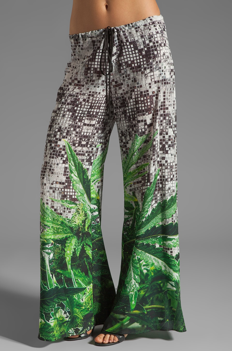 Clover Canyon How High Pant in Multi