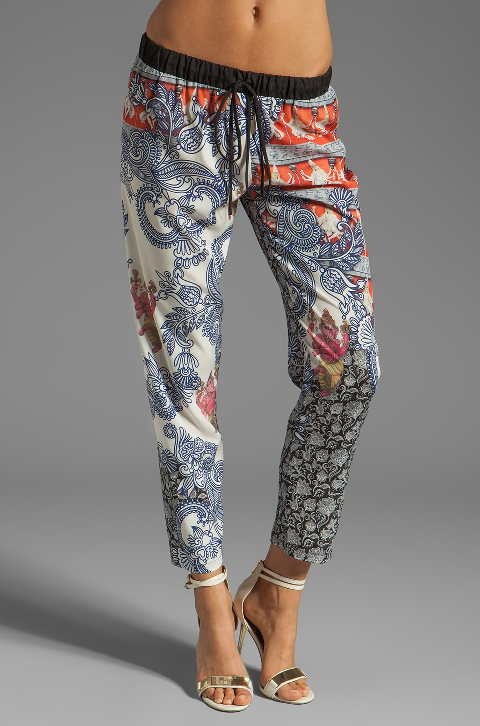 Clover Canyon Henna Pant in Multi