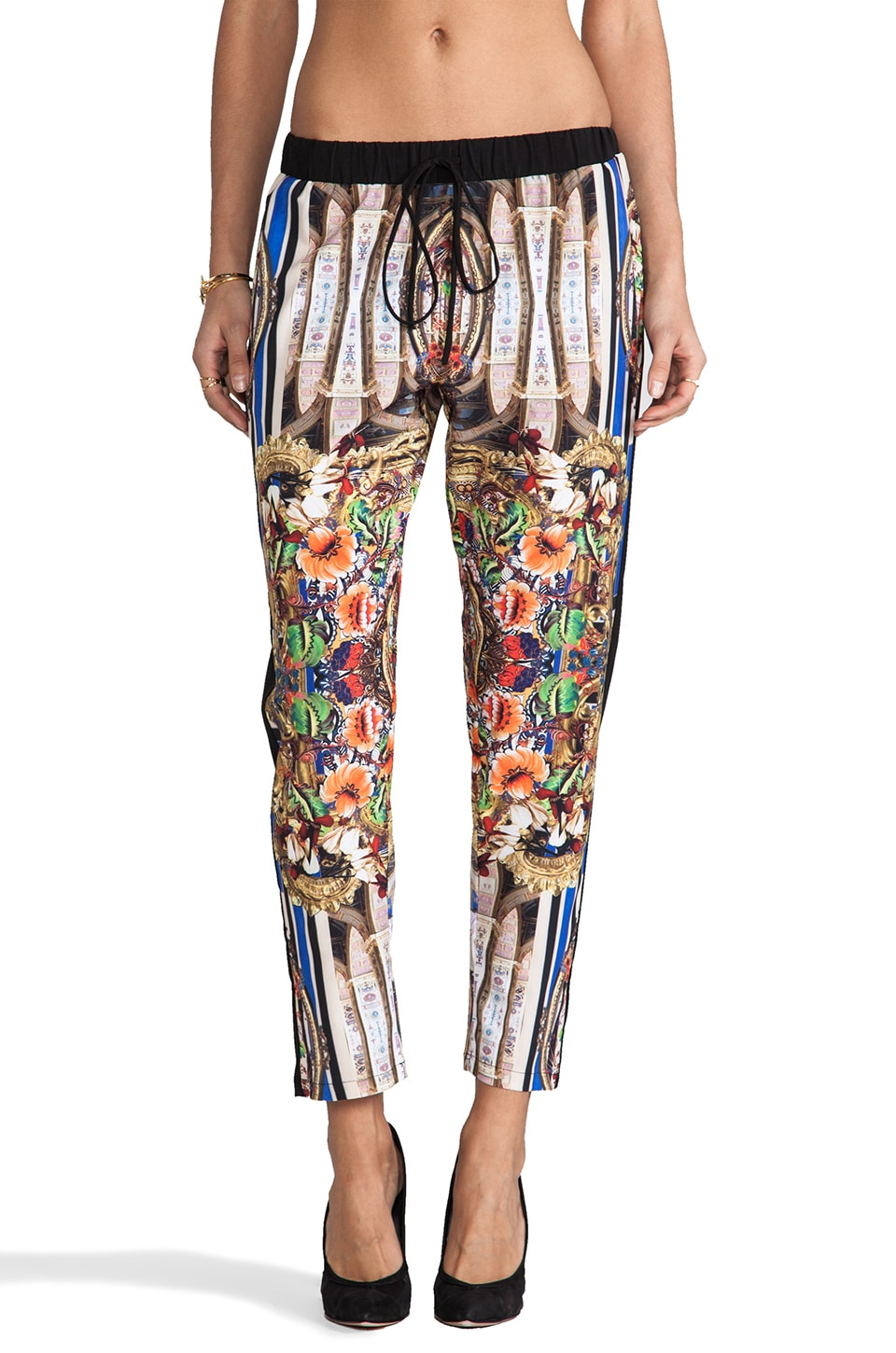 Clover Canyon Russian Room Pants in Multi