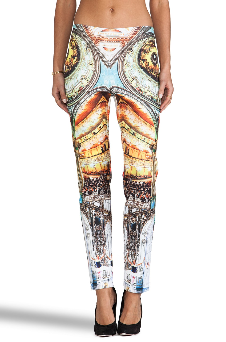Clover Canyon Grand Finale Pants in Multi