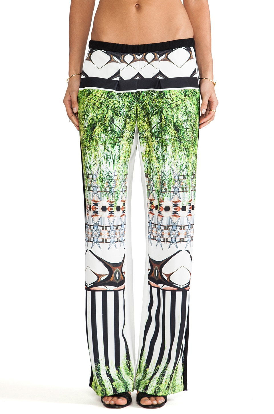 Clover Canyon Huntington Gardens Pant in Multi