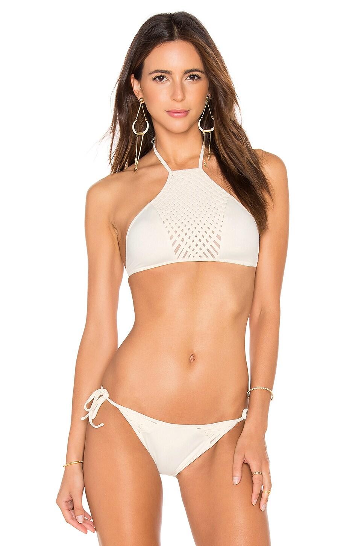 Bouvier Halter Bikini Top by Clube Bossa