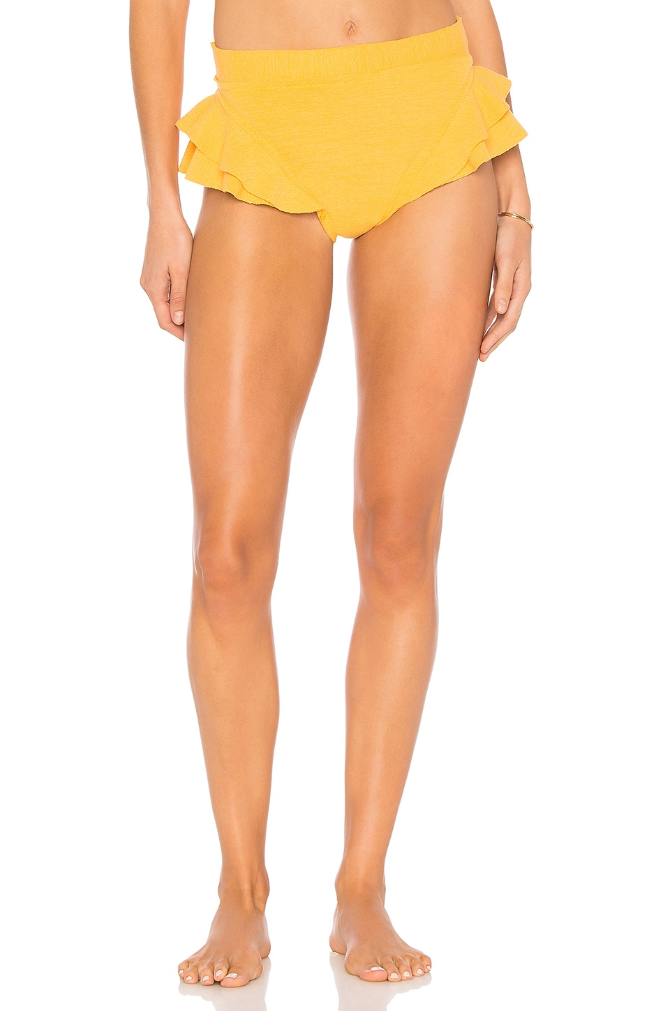 CLUBE BOSSA TURBE HIGH WAIST BIKINI BOTTOM
