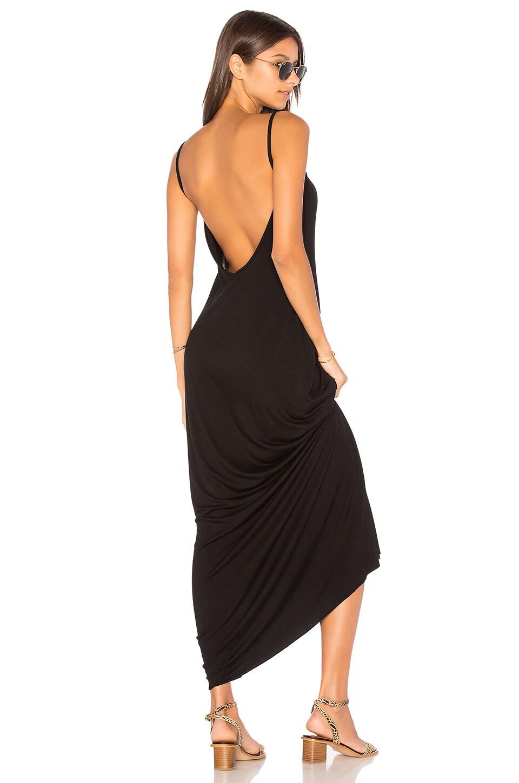 Clayton Evan Dress in Black