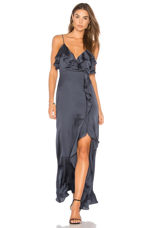 Lenore Satin Dress