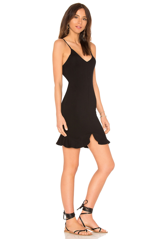 Clayton Fenton Dress in Black