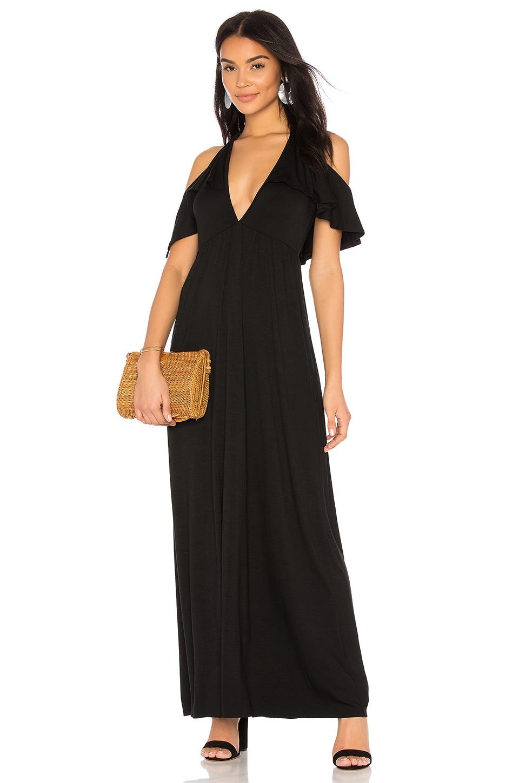 Clayton Grayson Dress in Black