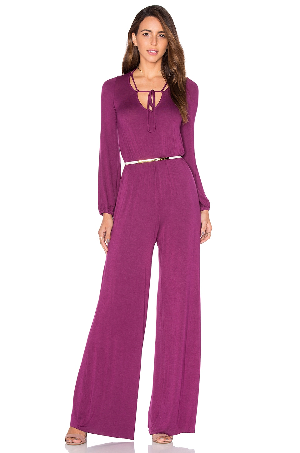 Mirah Jumpsuit by Clayton