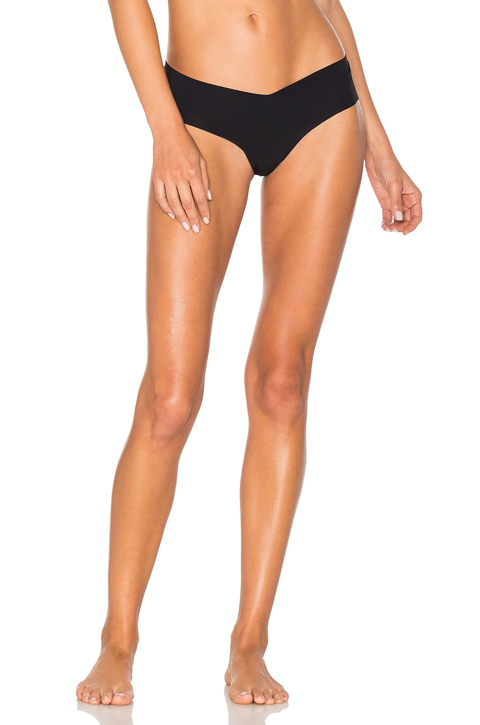 Commando Girl Short in Black