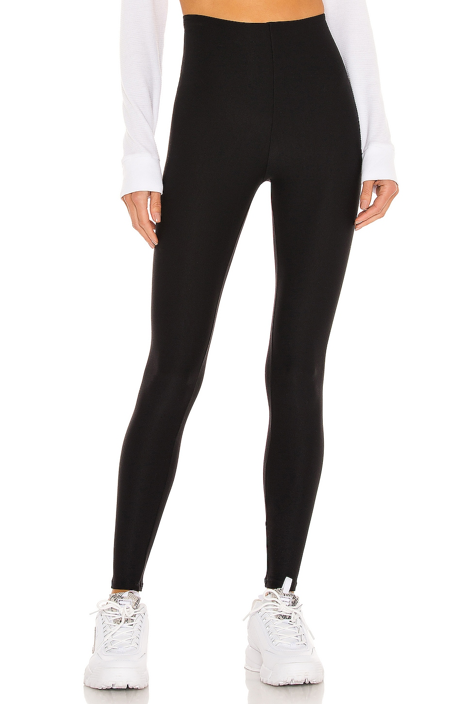 Commando Control Legging en Black