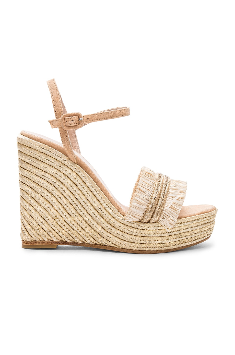 Carmelinas Mia Wedge in Sand