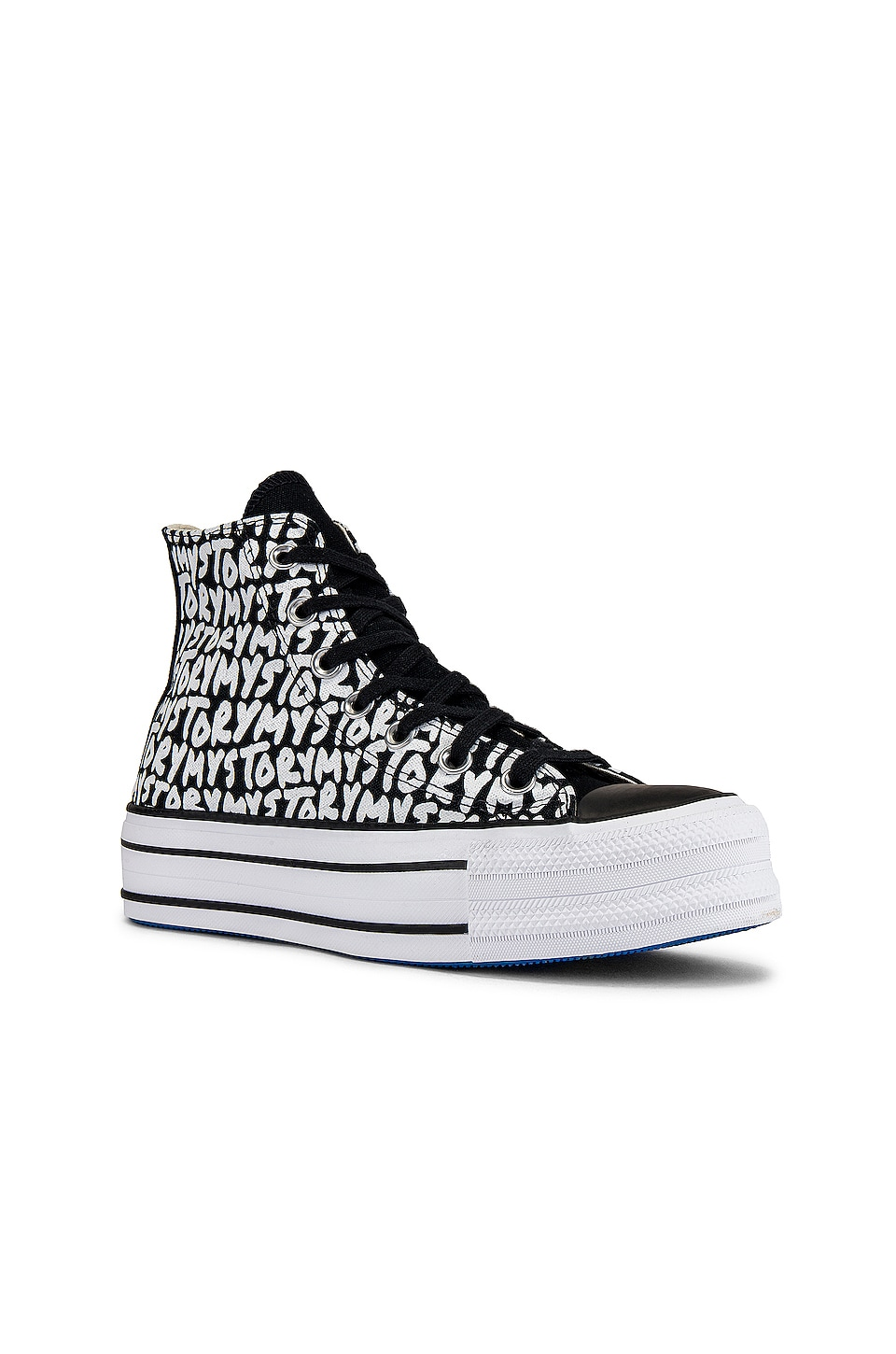 CONVERSE Canvases CHUCK TAYLOR ALL STAR PLATFORM MY STORY SNEAKER