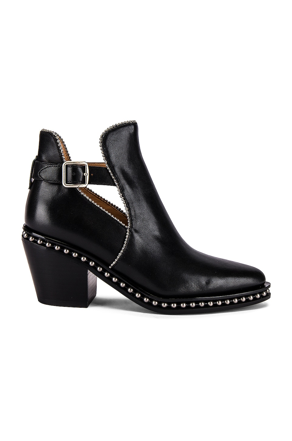 Coach 1941 Pipa Beadchain Bootie in Black