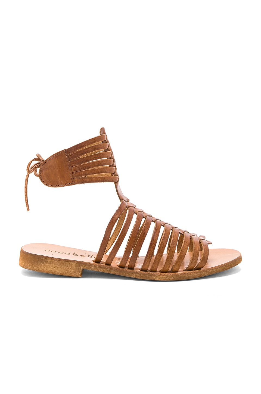 Ibiza Sandal by Cocobelle
