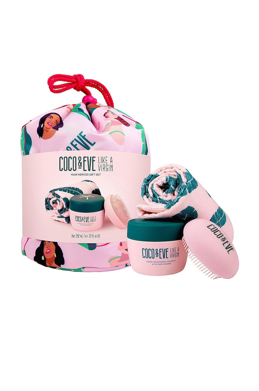 Coco & Eve Like a Virgin Hair Heroes Deluxe Kit